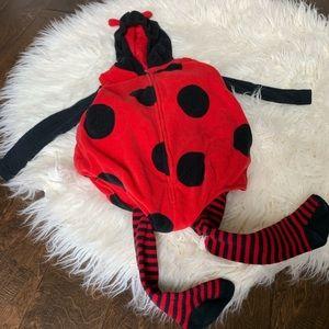 Carter's Ladybug Costume, 24mo